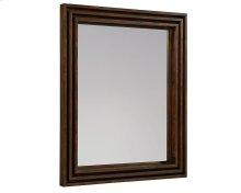 Barndoor Stacked Slat Mirror