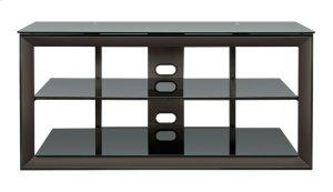 Versatile Dark Pewter Finish Audio/Video System