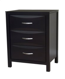 Amesbury 3 Drawer Night Stand