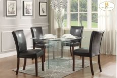 Dining Table, All Glass Product Image