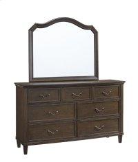 Mirror - Hazelnut Finish Product Image