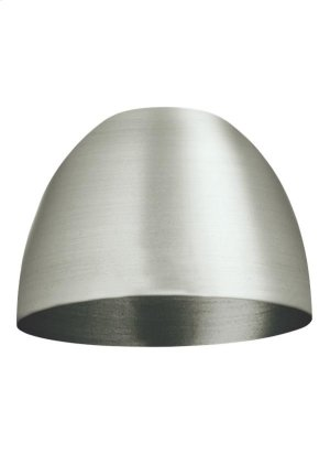 Brushed Stainless Metal Directional Shade Product Image