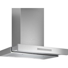 30-Inch Masterpiece® Drawer Chimney Wall Hood with 600 CFM
