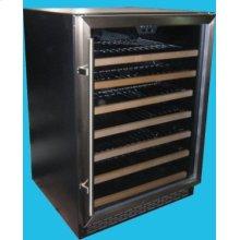 54-Bottle Capacity Built-In or Freestanding Wine Cellar