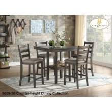 5pc Pack Counter-height Dining