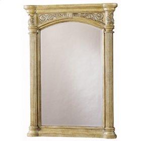 Provincial Single Mirror - Light