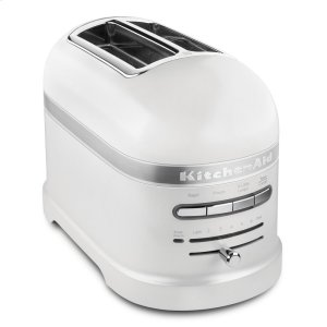 KitchenaidPro Line® Series 2-Slice Automatic Toaster - Frosted Pearl White