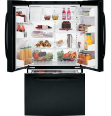 GE® ENERGY STAR® 25.9 Cu. Ft. French Door Refrigerator with Icemaker