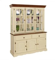 Windswept Hutch,3 Full Door Product Image