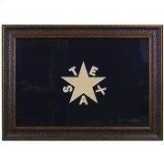 Large Republic Of Texas Flag No Matt Product Image