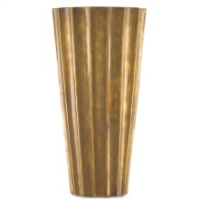 Sabine Small Fluted Vase