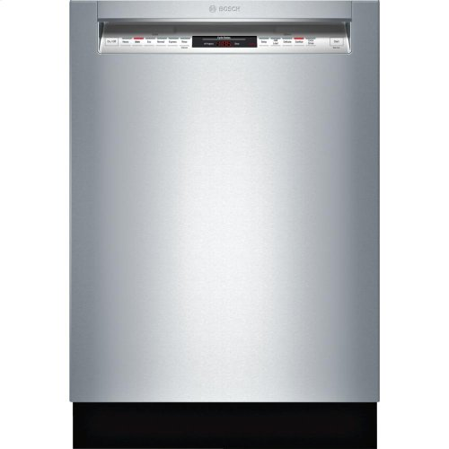 24' Recessed Handle Dishwasher 800 Series- Stainless steel