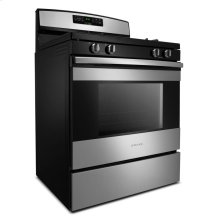 30-inch Gas Range with Bake Assist Temps