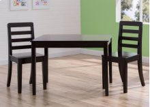 Gateway Table & 2 Chair Set - Dark Chocolate (207)
