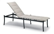 Catania Outdoor Armless Stack Chaise
