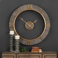 Alphonzo Wall Clock