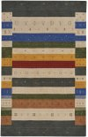 Simply Gabbeh Multi Hand Tufted Rugs