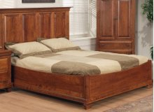 Florentino Queen Panel Boat Bed Complete
