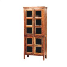 Nantucket Glass Cabinet