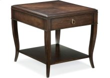 Studio 455 Rectangular End Table