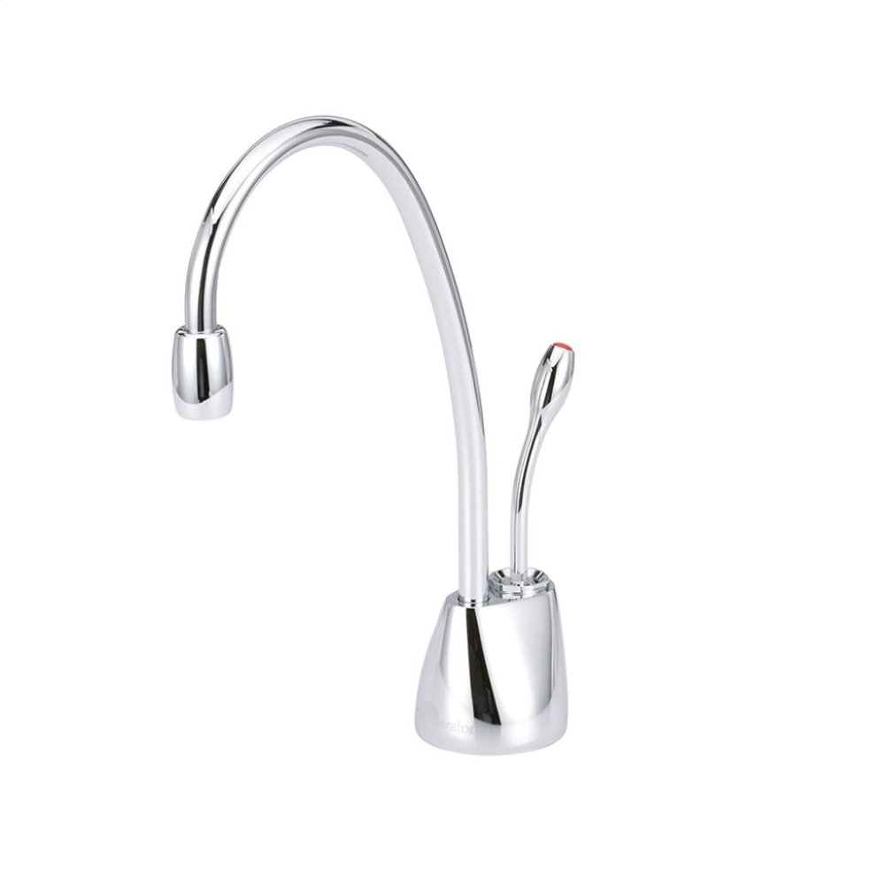 Indulge Contemporary Hot Only Faucet (F-GN1100-Chrome)  CHROME