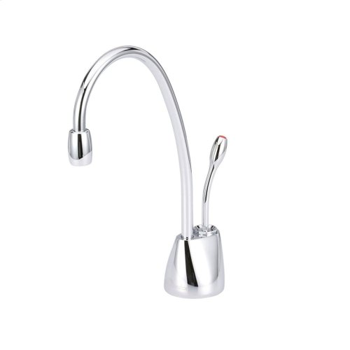 Indulge Contemporary Hot Only Faucet (F-GN1100-Chrome)