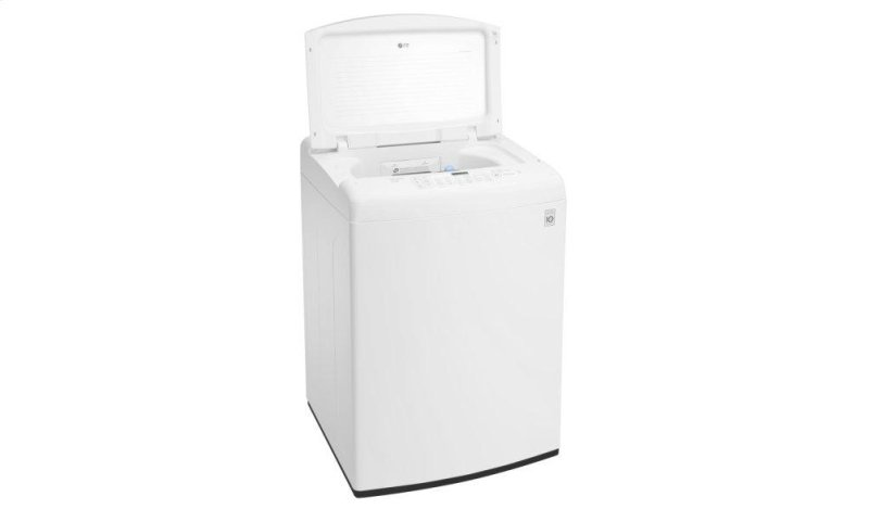 4 5 cu  ft  Ultra Large Capacity Top Load Washer with Front Control Design