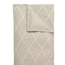 Calypso Duvet Cover & Shams, Driftwood, King
