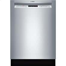 "24"" Recessed Handle Dishwasher 300 Series- Stainless steel"