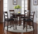 "Breckenridge 42"" Rnd Ctr Ht Table Product Image"