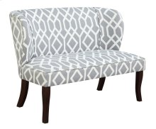 Emerald Home Hepburn Settee-gray Cover-u3329-01-03