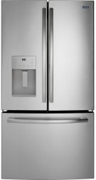 Crosley Bottom Mount Refrigerator - Stainless Steel Product Image