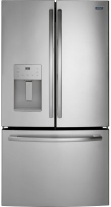 Crosley Bottom Mount Refrigerator - Stainless Steel