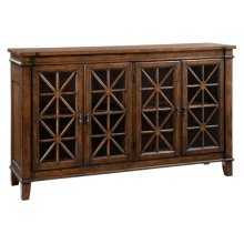 Traditional Entertainment Console