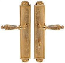 French Door Multipoint Trim Louis XIV Style