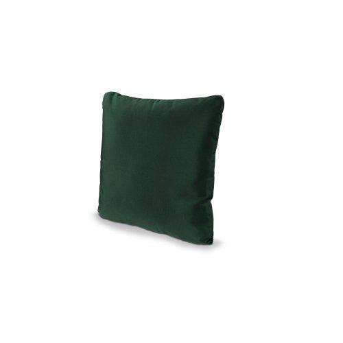 """Forest Green 16"""" Outdoor Throw Pillow"""