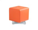 Marco Swivel Ottoman - Orange Product Image