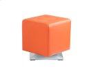 Marco Swivel Ottoman - Orange Product Image