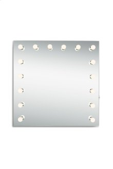 "Hollywood Vanity Mirror 3000K W36""H36"""