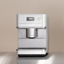 CM 6110 White Coffee System - White