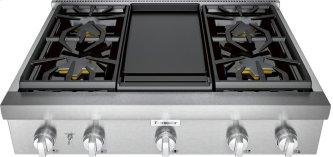 36 inch Professional Series Rangetop PCG364WD