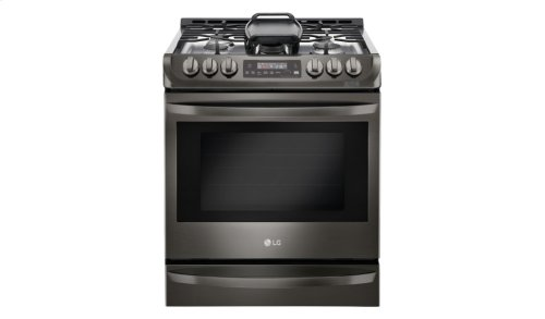 6.3 cu. ft. Gas Single Oven Slide-in Range with ProBake Convection® and EasyClean®