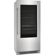 Frigidaire Professional 19 Cu. Ft. Glass Single-Door Refrigerator