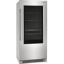 Frigidaire Professional 19 Cu. Ft. Glass Single-Door Refrigerator