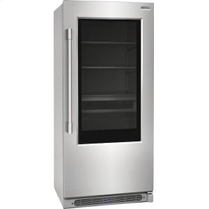 Frigidaire ProPROFESSIONAL Professional 19 Cu. Ft. Glass Single-Door Refrigerator