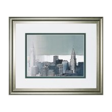 Chrysler and Empire State Spain By Farre', J.