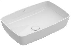 Surface-mounted Washbasin Angular - Ocean