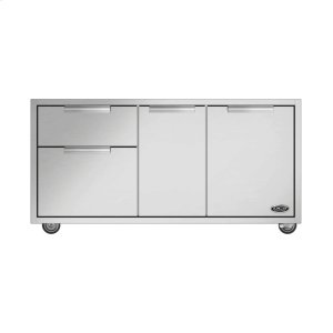 "Dcs48"" Cad Grill Cart, Series 7"