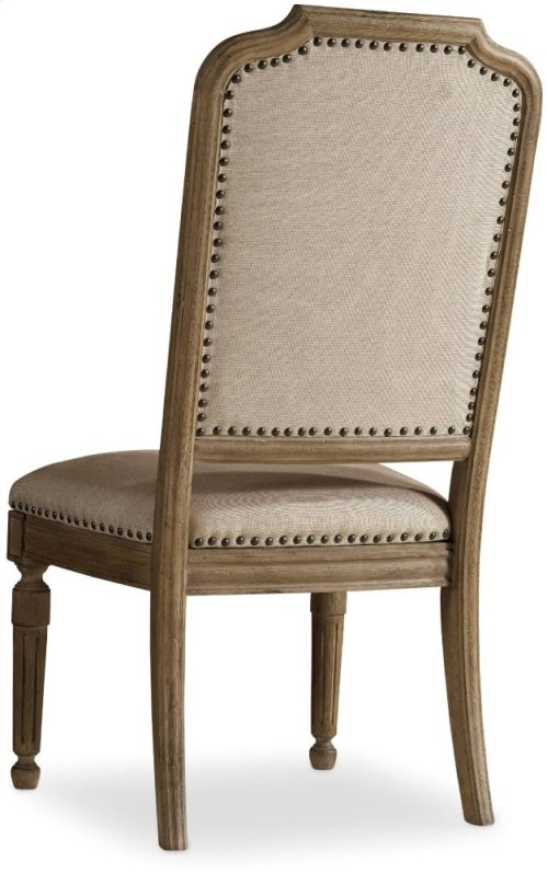 Corsica Upholstered Side Chair