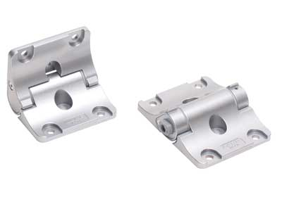 Detent Hinge (with, Without Damper)